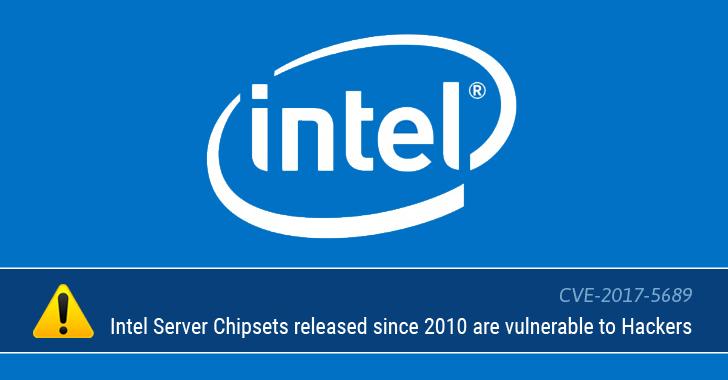 Disabling Intel AMT on Windows (and a simpler CVE-2017-5689