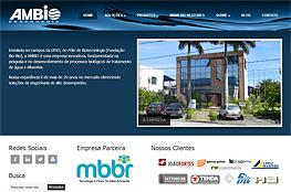 Website Ambio.com.br