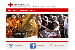 Website SOSNiteroi.org